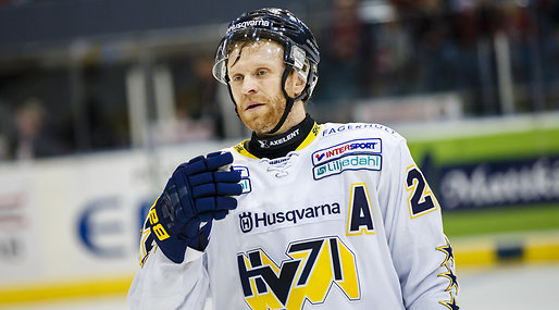 HV71, SHL, David Petrasek, elitserien, Hockey