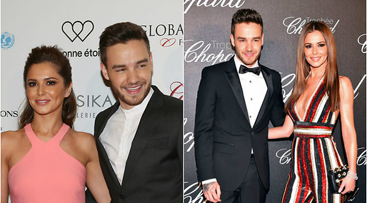 One direction, Liam Payne, Cheryl Cole