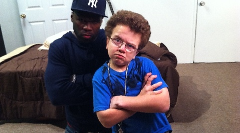 Flickor, Internet, kärlek, Chicago, Youtube, USA, 50Cent, Keenan Cahill, dröm, Hollywood, Succé