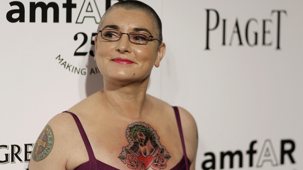 Sinead O'Connor tyckte inte om Kims omslag till Rolling Stone.