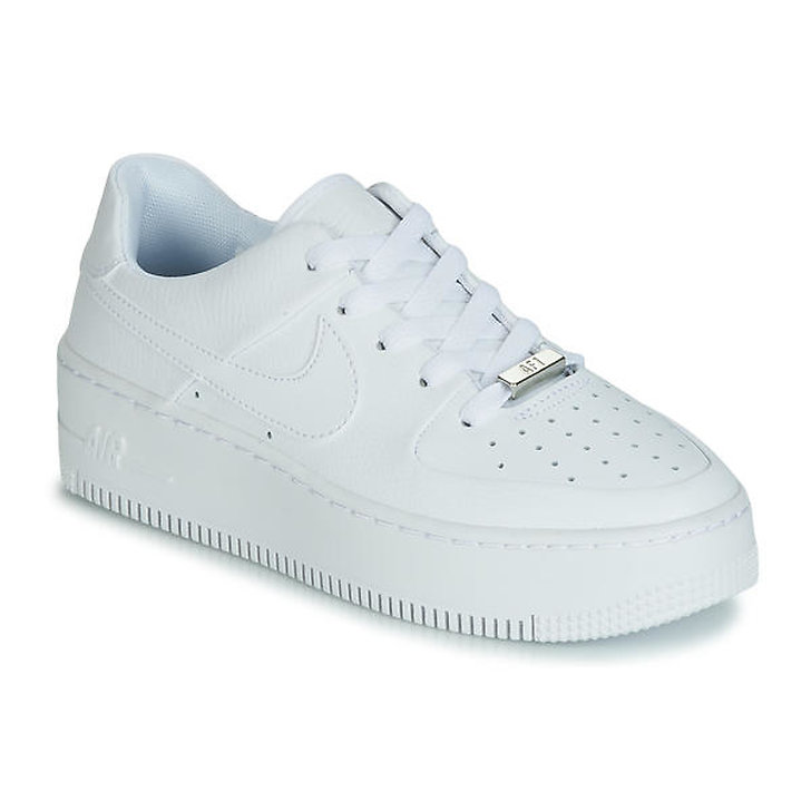 Nike Air Force 1 Sage Low White (Dam)