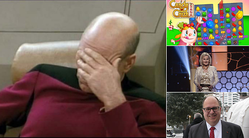 Candy Crush, Facepalm, Guldbagge, LO, Karl-Petter Thorwaldsson, Kodjo Akolor