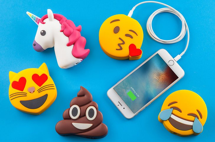 Powerbank emoji
