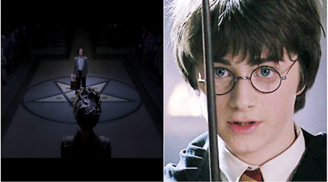 Trailer, Harry Potter, Film
