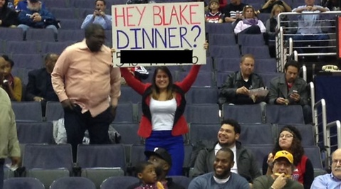 Samtal, Telefonnummer, Los Angeles Clippers, NBA, Washington Wizards, SMS, Blake Griffin