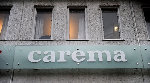 Carema, Elever, Skola, Carema Care