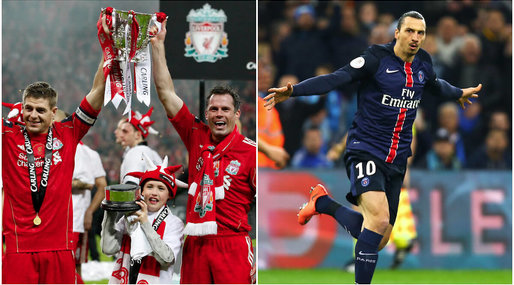 Premier League, Jamie Carragher, Zlatan Ibrahimovic, Liverpool, Fotboll