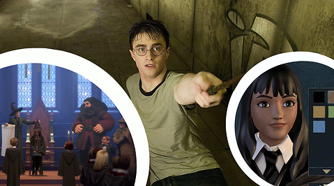 Niantic, Harry Potter