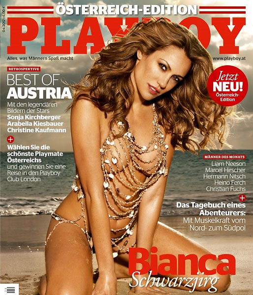 Omslag, 2012, Sport, Playboy, Cover