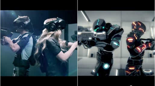 Gaming,  Virtual reality, void, The Void