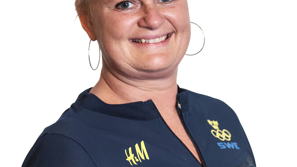 Anette Norberg.