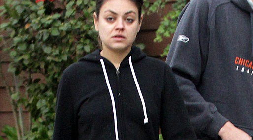 Mila kunis, Ashton Kutcher, Douchebag
