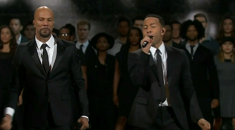 john legend, Common, Selma, Oscars