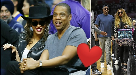 Beyoncé Knowles-Carter, Jay Z, Blue Ivy Carter