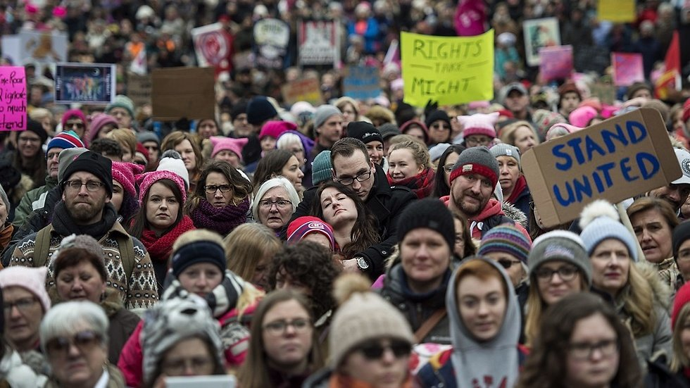 womans march