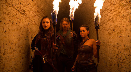 HBO, HBO Nordic, The Shannara Chronicles