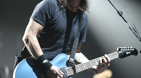 Foo Fighters, Rockband, Band, Spelning, Dave Grohl, Rock, Musik