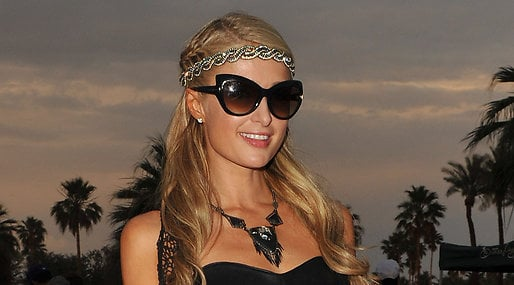 solange knowles , Paris Hilton, Coachella,  Festval, Los Angeles
