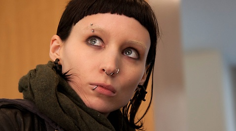 Film, David Fincher, Millennium, Rooney Mara, The Girl With The Dragon Tattoo, Lisbeth Salander, Stieg Larsson