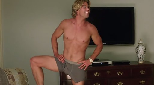 Chris Hemsworth,  Vacation,  Löspenis, Komedi