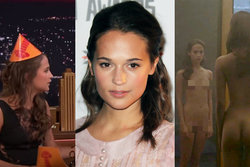 Alicia Vikander, Hollywood, Födelsedag