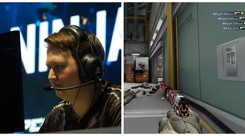Pyth, Ninjas in Pyjamas, Nip, Counter-Strike: Global Offensive, Counter-Strike, IEM Oakland
