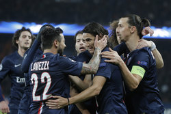 PSG, Paris Saint Germain, Zlatan Ibrahimovic, Champions League