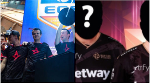 Heroic, E-sport, cs-go, Counter-Strike, Astralis