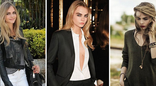 style, Personal style, trends, Cara Delevingne, Supermodell