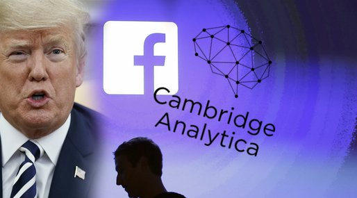 Cambridge Analytica, Facebook
