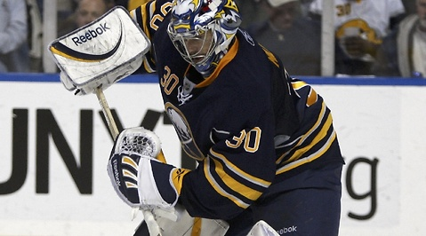 Ryan Miller, Buffalo Sabres, nhl