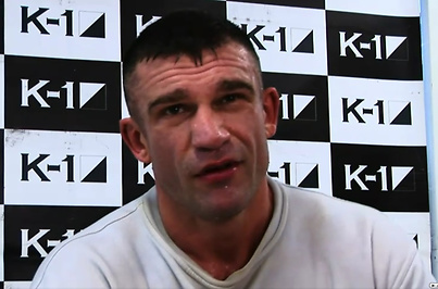 Peter Aerts, Japan, K-1, Alistair Overeem, Semmy Schilt, World GP