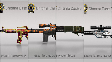 Counter-Strike: Global Offensive, Skins, Counter-Strike
