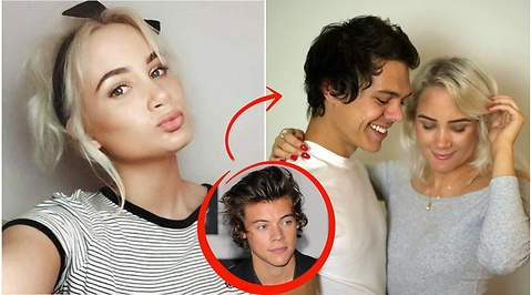 Harry Styles, kärlek, One direction