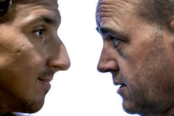 reinfeldt, Fotboll, Zlatan, Fight, Moderaterna, showdown