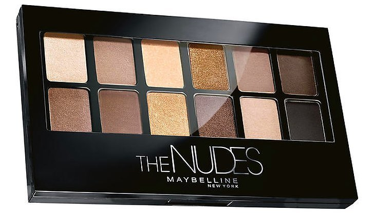 The Nudes från Maybelline