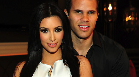 Hollywood, Mansion, Kris Humphries, giftermål, Lyx, Kim Kardashian