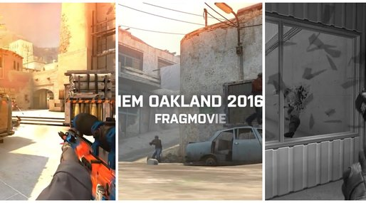 Frag, IEM Oakland, vIRRE, Counter-Strike, csgo