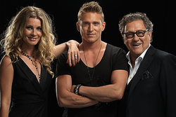 TV3, True Talent, Idol, Tommy Körberg, Danny Saucedo, Pernilla Andersson