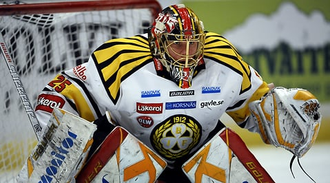 Florida Panthers, nhl, Brynas, Jacob Markstrom, elitserien