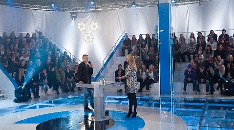 Gry Forssell, Big Brother, Dokusåpa, TV11