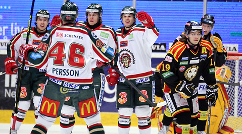 Bottenstrid, elitserien