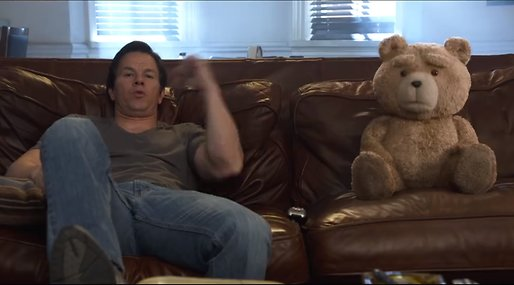 Ted 2, Amanda Seyfried, Seth MacFarlane, Trailer, Mark Wahlberg
