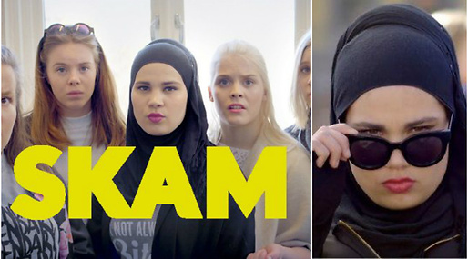 Quiz, tv-serie, säsong 4, Sana, Noora, skam, William