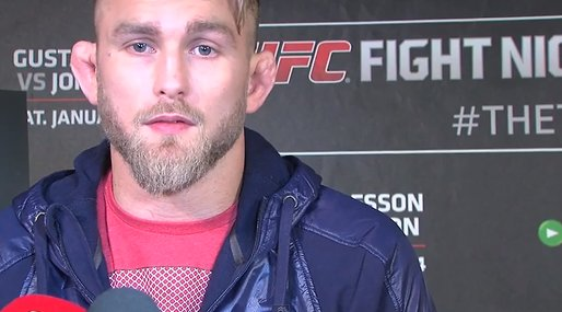 Jon Jones, MMA, The Mauler, Tele 2 Arena, UFC, Alexander Gustafsson, Anthony