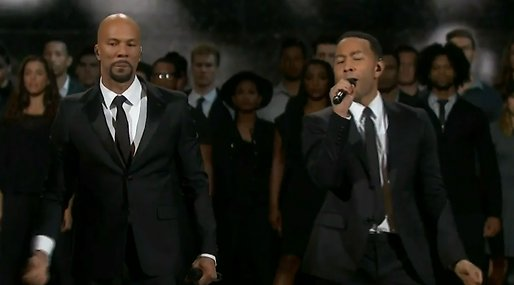 john legend, Oscars, VideoExtra,  Selma,  Common