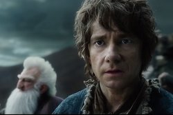 Hobbit, Bio,  Femhäraslaget, The Hobbit