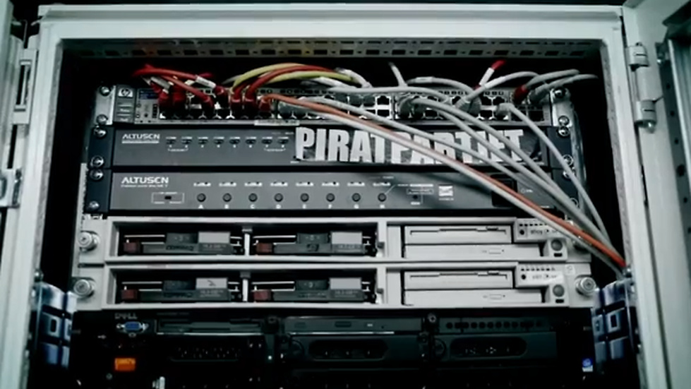 Piratpartiet blev The Pirate Bays ISP.