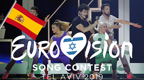 Spanien, Eurovision Song Contest 2019