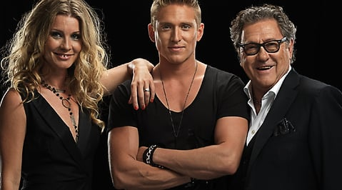 Idol, Tommy Körberg, Danny Saucedo, Pernilla Andersson, True Talent, TV3